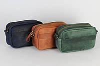 Женская сумка из кожи  «South Marseilles»