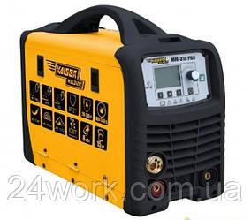 Зварювальний інверторний напівавтомат Kaiser MIG-310 PRO
