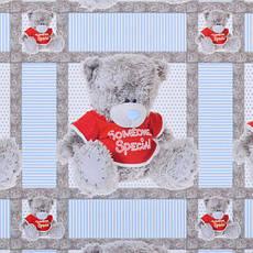 Бумага упаковочная «Детская» 100×70 см БУн70, фото 3