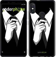 "Чехол на Xiaomi Redmi Note 5 Галстук ""2975u-1516-2911"""