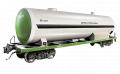 Цистерна железнодорожная для бензина