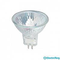 Лампа галогеновая JCDR 50 Вт Delux