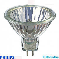 Лампа галогеновая Accent 35W GU5.3 12V 36D 1CT/10X5F Philips