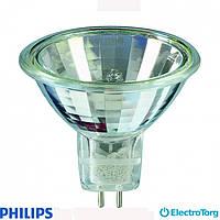 Лампа галогеновая Hal-Dich 2y 35W GU5.3 12V 36D 1CT/10X5F Philips