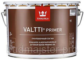 Засіб Tikkurila Валті Праймер безбарвний, 9 л