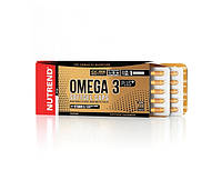 Омега-3 Nutrend Omega 3 Plus 120 гелевых капсул