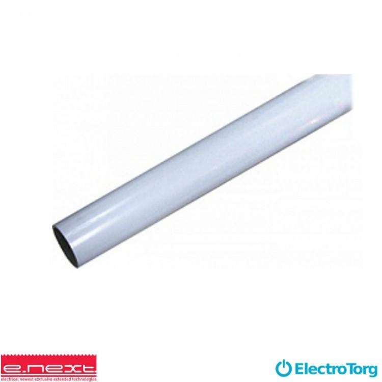 Труба гладкая ПВХ e.pipe.stand.25.15 d25х1,5х2900мм E-next