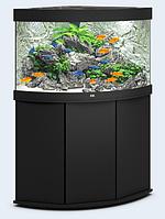 Тумба угловая для аквариума Juwel (Джувел) TRIGON 190 Черный