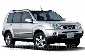 Захист двигуна Nissan X-Trail (2001-2007)(Захист двигуна Нісан Х Треил) Автопрыстрий