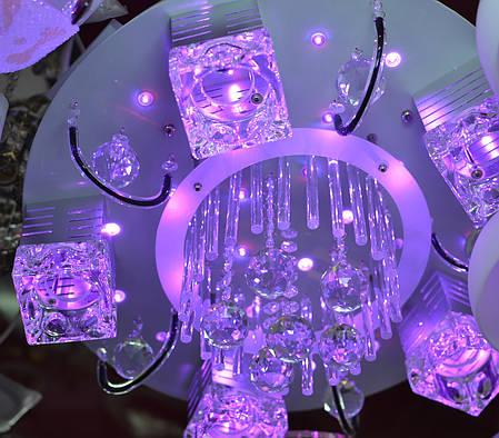 Люстра, 5 лампы, фото 2