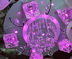 Люстра, 5 лампы, фото 3