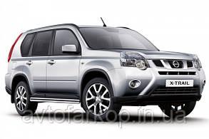 Захист двигуна Nissan X-Trail II (2007-2014)(Захист двигуна Нісан Х Треил) Автопрыстрий