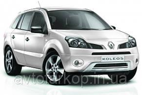 Защита двигателя Renault Koleos (2008-)(Защита двигателя Рено Колеос) Автопрыстрий