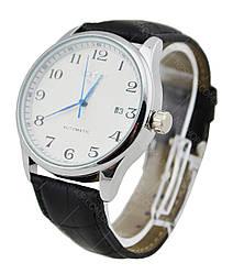 Мужские часы Winner Handsome экокожа White