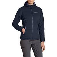 Куртка Eddie Bauer Womens IgniteLite Flux Stretch Hooded Jacket NAVY S  Темно-синий 0030NV- 6e291454b7fe9