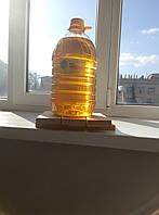 Льняное масло 6 л канистра для дерева (пропитка дерева), фото 1