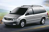 Защита двигателя Chrysler Grand Voyager (2001-2007)(Защита двигателя Крайслер Град Воинжер)Автопрыстрий