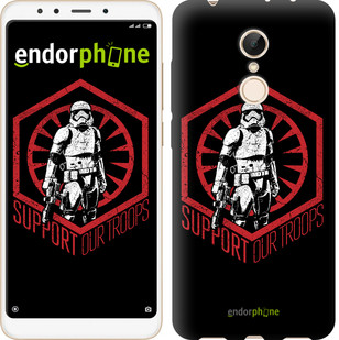 "Чехол на Xiaomi Redmi 5 Star Wars 3 ""4155c-1350-2911"""