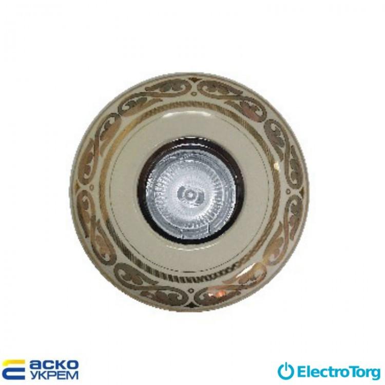 Светильник точечный (MR 16) RG100A/13 (керамика), Аско