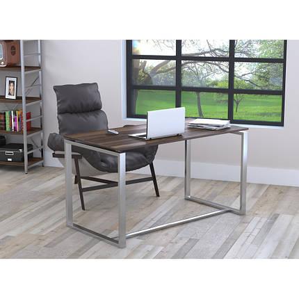 Письменный стол Q-135 (1350*700) TM Loft design, фото 2