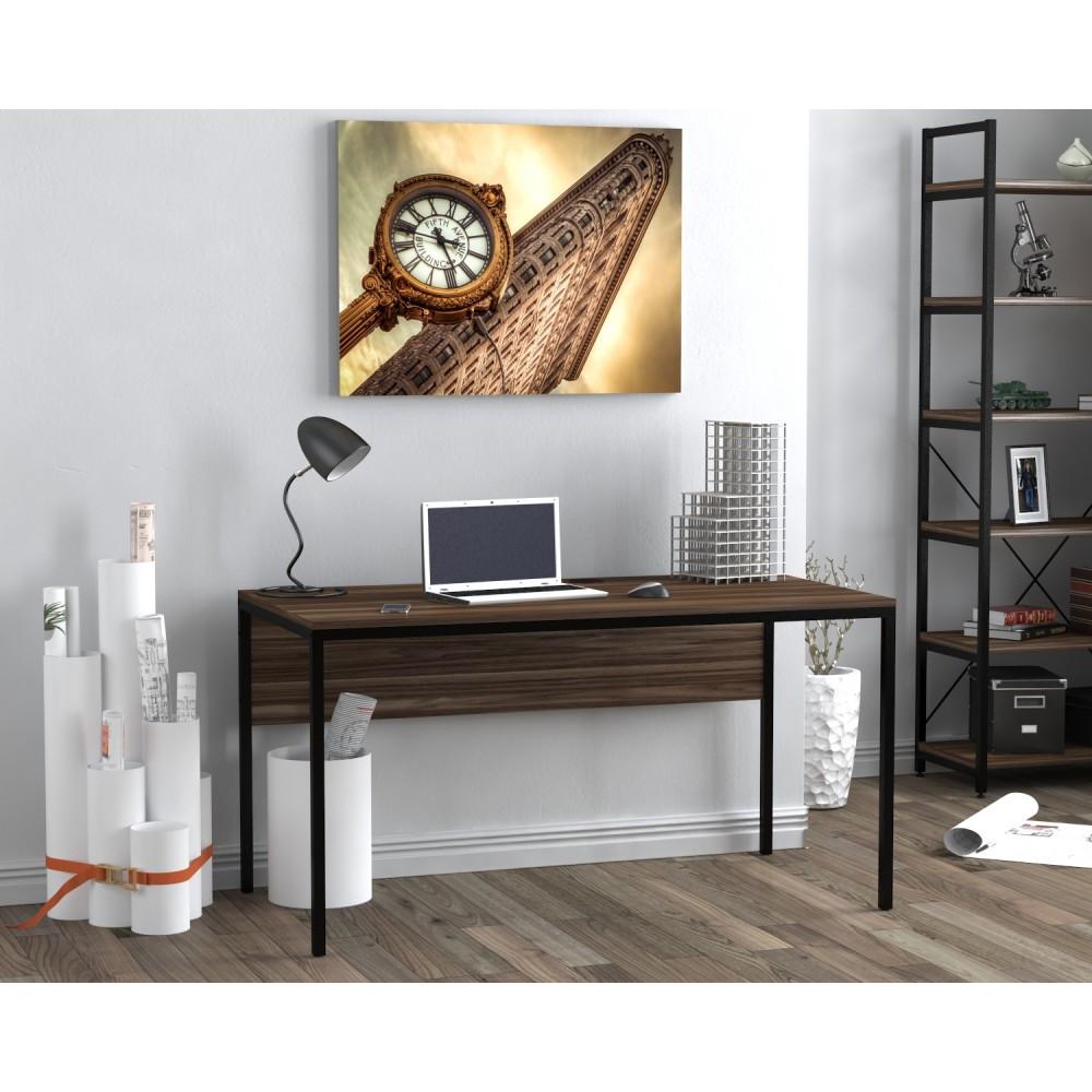 Стол офисный L-3p 700*1380 TM Loft design
