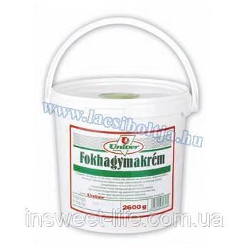 Часниковий крем 2,6 кг/відро