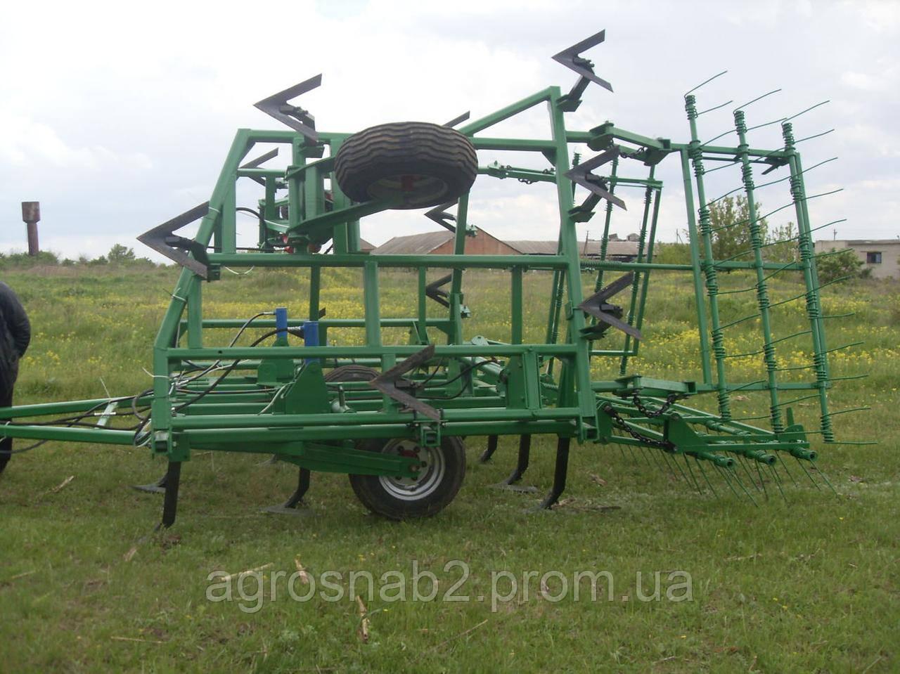 Культиватор причіпний КПУ - 8