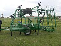 Культиватор причіпний КПУ - 8, фото 1