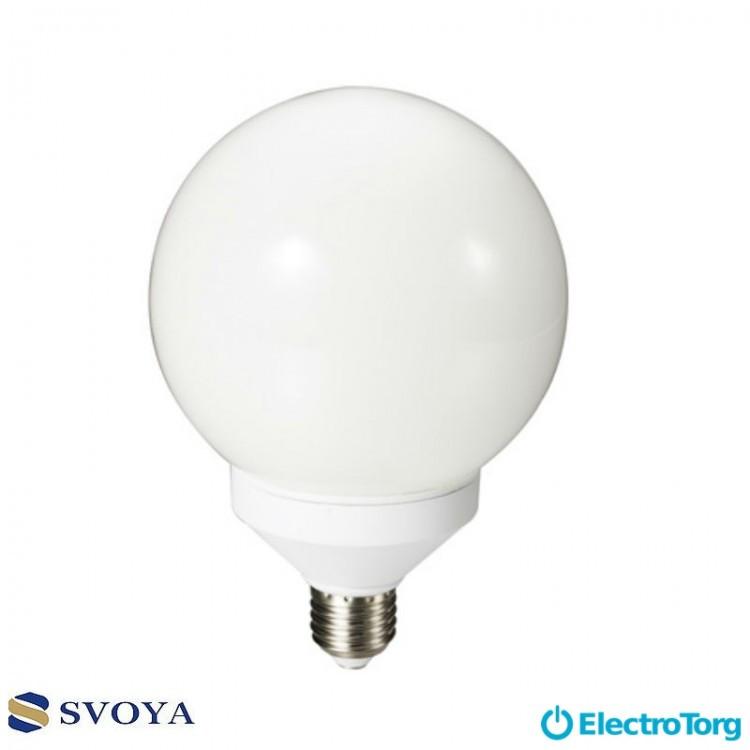 Globe 20w 4100K E-27 (3U) Svoya