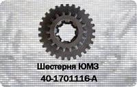 ЮМЗ КПП шестерня 40-1701116