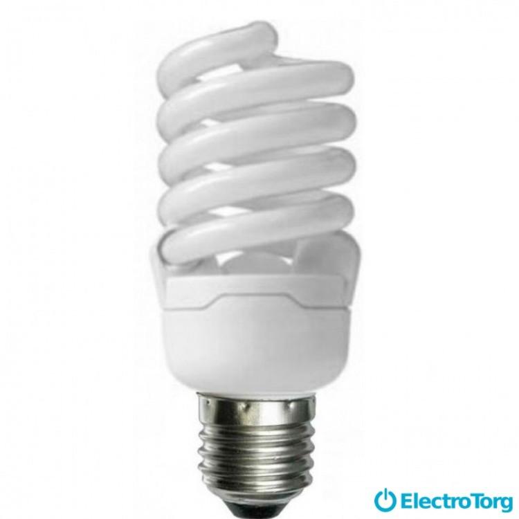 Лампа энергосберегающая S-15-4200-27 Elight