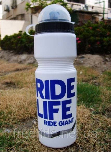 Фляга велосипедная, баклажка бутылка от GIANT