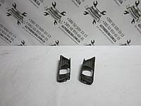Накладка на противотуманную фару Toyota Camry 40, фото 1
