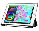 Чехол для планшета Apple iPad Air / iPad Air2 Stylus Slim Plastic - Black, фото 2