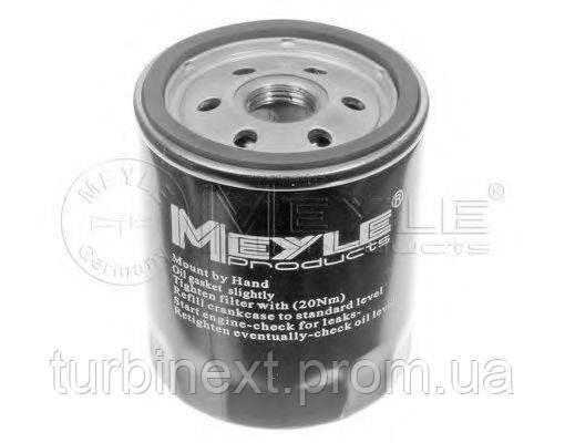 Фильтр масляный Ford Escort/Fiesta 1.0-1.6 -95 /Skoda Favorit 1.3 89-97 (h=92mm) MEYLE 714 322 0001