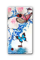Печать на чехлах для Nokia Lumia 720