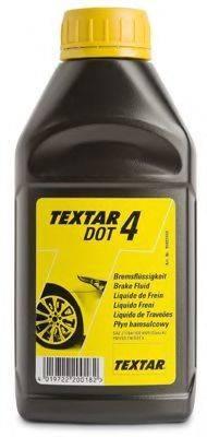 Жидкость тормозная DOT4 (0.5L) TEXTAR 95002400
