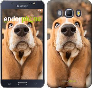 "Чехол на Samsung Galaxy J5 (2016) J510H Dogs nose autumn ""4052c-264-2911"""