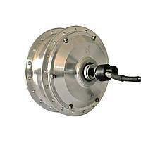 Мотор-колесо редукторное MXUS XF04 36В 300Вт переднее, фото 1