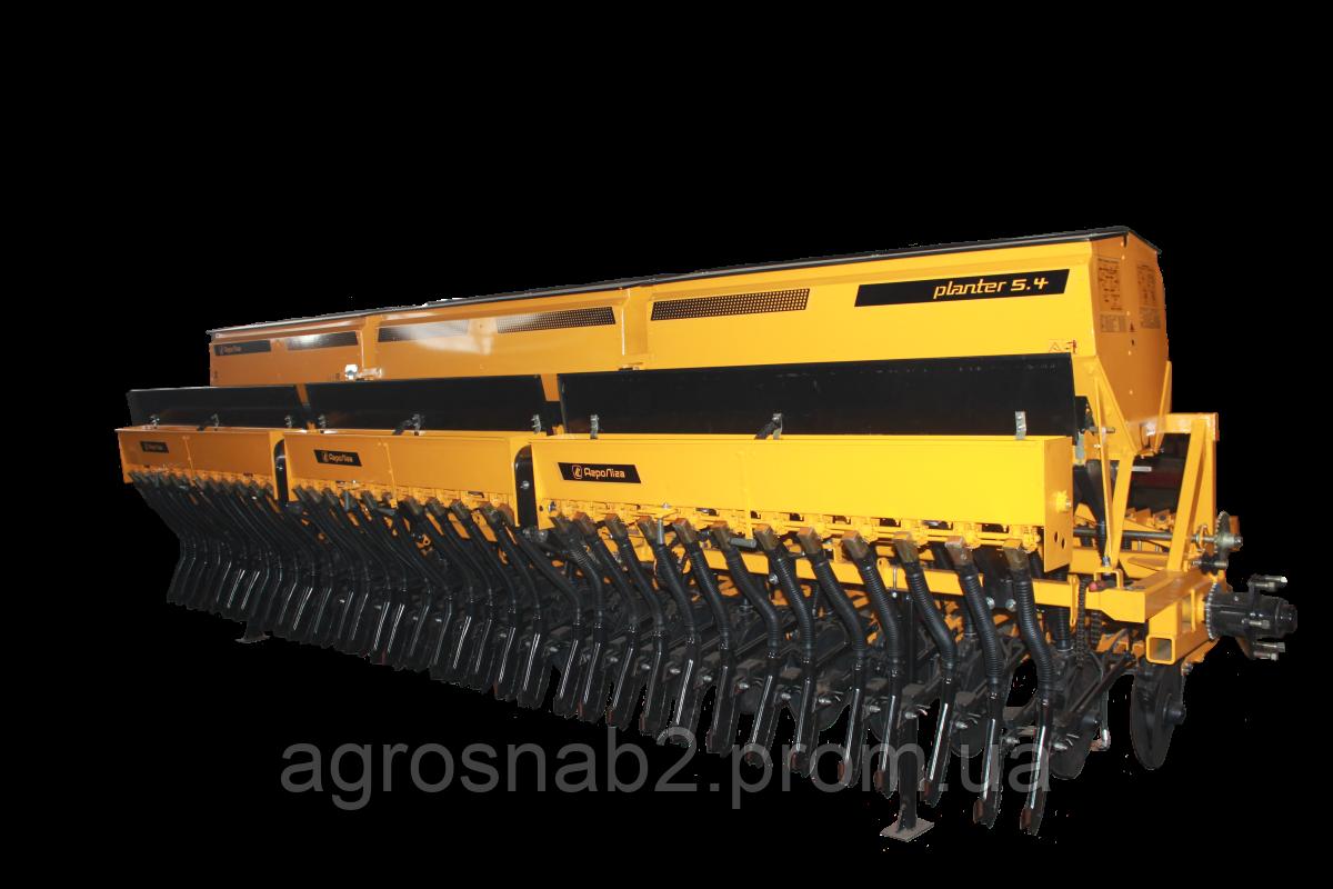 Сеялка зерновая Плантер 5.4 Т (СЗТ-5.4)
