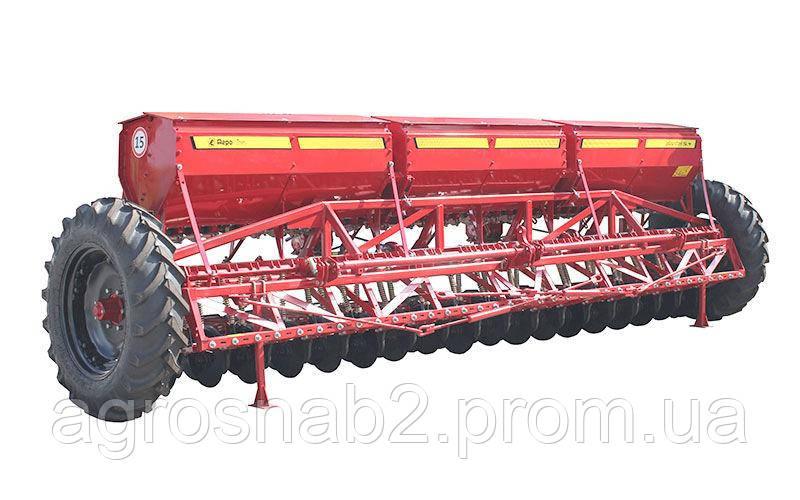 Сеялка зерновая Плантер-5.4 (СЗ-5.4) увеличенный бак