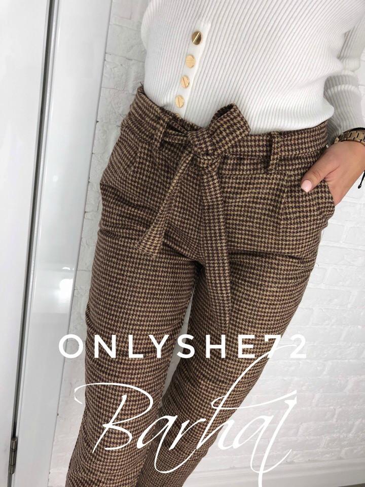Женские кашемировые брюки