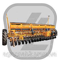 Сеялка Универсальная Planter 5.4М (Прикатывающие колеса)