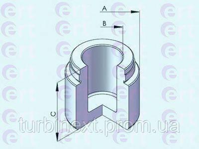 Поршенек суппорта (переднего) BMW 7 (E38)/8 (E31) 87-01 (40x33mm) Ate ERT 150978-C
