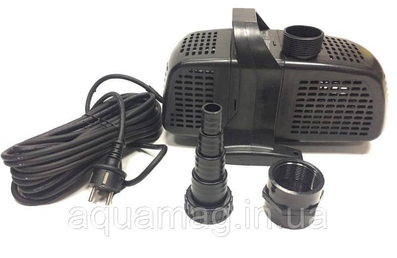 Насос (помпа) Jebao ESP-4600 с регулятором мощности для пруда, водопада, водоема, узв