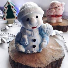 Сніговик Мило ручної роботи