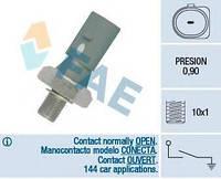 Датчик давления масла VW Caddy 1.9TDI/T5 2.0-2.5TDi 95- (0.9 bar) (серый) FAE 12882