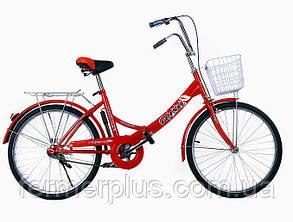"""Велосипед  ТМ """"Trino"""" Десна CM115 (стальная рама, рост 156-170 см) + доставка"""