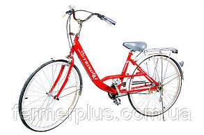 "Велосипед ТМ ""Trino"" Unica CM113 (стальная рама, рост 150-165 см) + доставка"