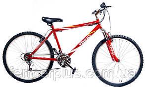 "Велосипед ТМ ""Trino"" Troy CM012 (стальная рама, рост 165-178 см)+ доставка"